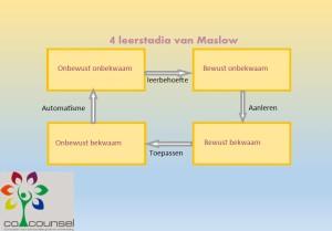 4 stadia Maslow
